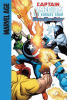 Cover image for Captain America. v. 2 , Souljacker the Korvac saga