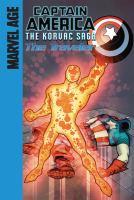 Cover image for Captain America. v. 3 , The traveler the Korvac saga
