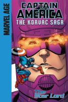 Cover image for Captain America. v.4 , The star lord the Korvac saga