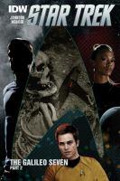 Cover image for The Galileo Seven. Part 2 [graphic novel] : Star Trek series