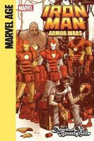 Cover image for Iron Man and the armor wars. Part 1 [graphic novel] : Down and out in Beverly Hills