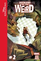 Imagen de portada para Seekers of the weird. Volume 2 [graphic novel] : Disney Kingdoms series