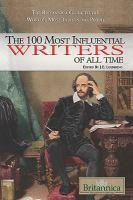 Imagen de portada para The 100 most influential writers of all time