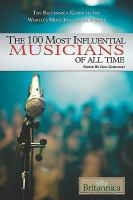 Cover image for The 100 most influential musicians of all time