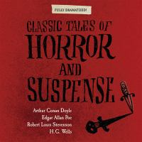 Cover image for Classic tales of horror and suspense
