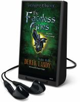 Cover image for The Faceless Ones. bk. 3 Skulduggery Pleasant series
