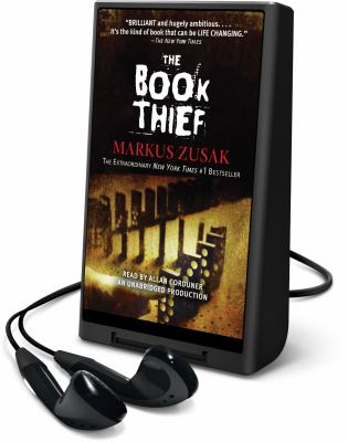 Cover image for The book thief