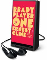 Cover image for Ready player one a novel