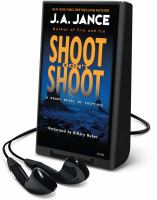 Cover image for Shoot, don't shoot. bk. 3 Joanna Brady series