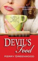 Cover image for Devil's food Corinna Chapman Mystery Series, Book 3.