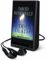 Cover image for Sudden death. bk. 4 Andy Carpenter series