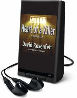 Cover image for Heart of a killer a thriller