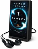 Cover image for Crater. bk. 1 Helium-3 series