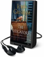 Cover image for The litigators a novel