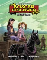 Cover image for Mystery ranch