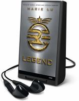 Cover image for Legend. bk. 1 Legend series