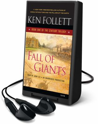 Cover image for Fall of giants. bk. 1 Century trilogy