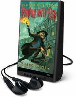 Cover image for Playing with fire. bk. 2 Skulduggery Pleasant series