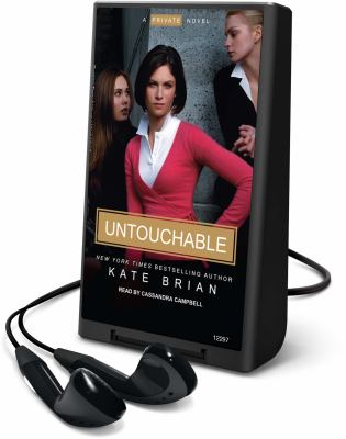 Imagen de portada para Untouchable. bk. 3 Private series