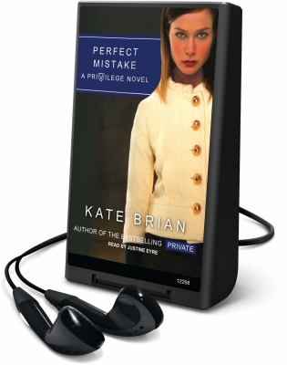 Cover image for Perfect mistake. bk. 3 Privilege series