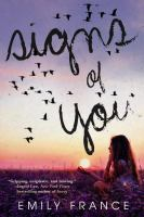 Cover image for Signs of you