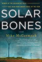 Cover image for Solar bones