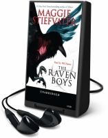 Cover image for The Raven boys. bk. 1 Raven cycle series