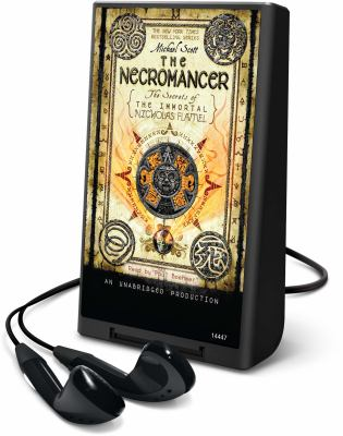 Cover image for The necromancer. bk. 4 The secrets of the immortal Nicholas Flamel series