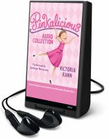Cover image for Pinkalicious audio collection