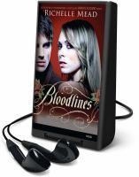 Cover image for Bloodlines. bk. 1 Bloodlines series