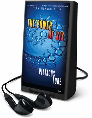 Cover image for The power of Six. bk. 2 Lorien legacies series