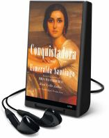 Cover image for Conquistadora a novel