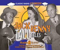 Cover image for Jack Benny [sound recording CD] : tall tales
