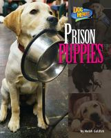 Cover image for Prison puppies