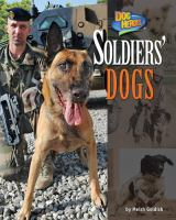 Cover image for Soldiers' dogs