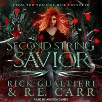 Cover image for Second string savior from the Tome of Bill universe