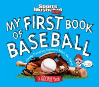 Cover image for My first book of baseball