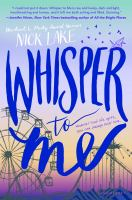 Cover image for Whisper to me