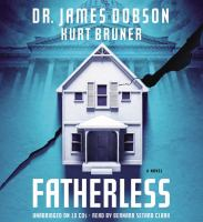 Cover image for Fatherless. bk. 1 [sound recording CD] : Fatherless series