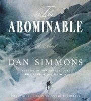 Cover image for The abominable