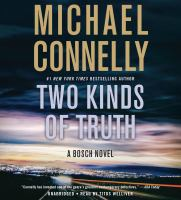 Imagen de portada para Two kinds of truth. bk. 20 [sound recording CD] : Harry Bosch series
