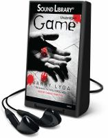 Cover image for Game. bk. 2 [Playaway] : Jasper Dent series