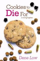 Cover image for Cookies to die for [sound recording CD] : a novel of suspense