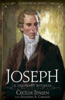 Cover image for Joseph : a stalwart witness