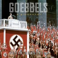Cover image for Goebbels a biography