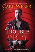 Cover image for Trouble in Rio : Family business series