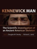 Cover image for Kennewick Man : the scientific investigation of an ancient American skeleton