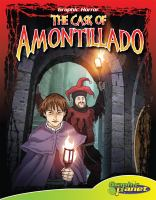 Cover image for The cask of Amontillado [graphic novel]