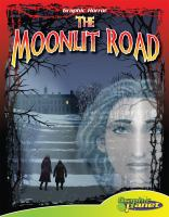 Cover image for The moonlit road [graphic novel]