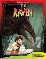 Cover image for The raven [graphic novel]